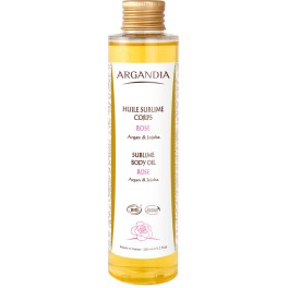Argan Sublime Body Oil, Rose