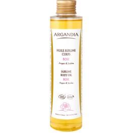 Argan Sublime Body Oil, Rose