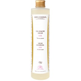 Argan Shower Gel, Rose