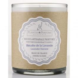 Duftlys af plantevoks – Lavender Harvest